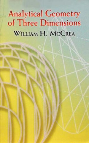 ANALYTICAL GEOMETRY OF THREE DIMENTIONS