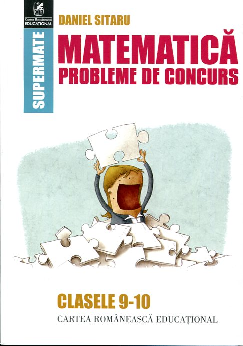 MATHEMATICA PROBLEME DE CONCURS DANIEL SITARU Μαθηματικά Ολυμπιάδες μαθηματικών
