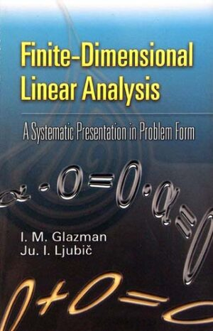 FINITE – DIMENSIONAL LINEAR ANALYSIS