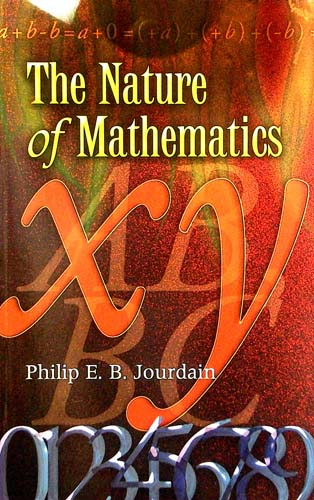 THE NATURE OF MATHEMATICS PHILIP E.B. JOURDAIN Ξενόγλωσσα