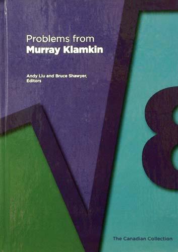 PROBLEMS FROM MURRAY KLAMKIN ANDY LIU, BRUCE SHAWYER Ξενόγλωσσα