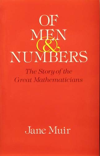 OF MEN & NUMBERS JANE MUIR Ξενόγλωσσα