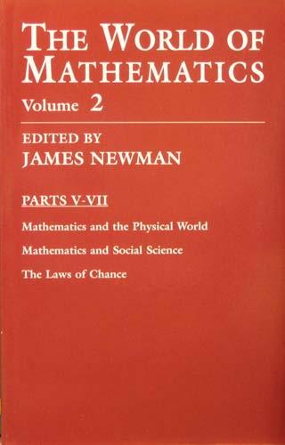 THE WORLD OF MATHEMATICS (VOLUME 2) JAMES NEWMAN Ξενόγλωσσα
