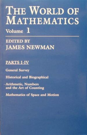 THE WORLD OF MATHEMATICS (VOLUME 1) JAMES NEWMAN Ξενόγλωσσα