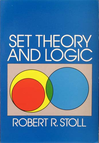 SET THEORY AND LOGIC ROBERT R. STOLL Ξενόγλωσσα