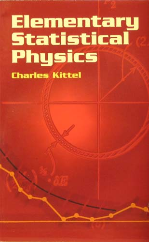 ELEMENTARY STATISTICAL PHYSICS CHARLS KITTEL Ξενόγλωσσα