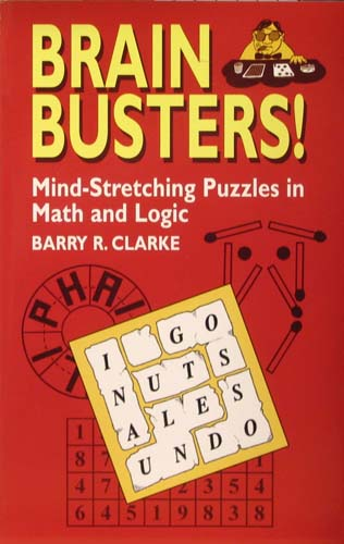BRAIN BUSTERS BARRY R. CLARKE Ξενόγλωσσα