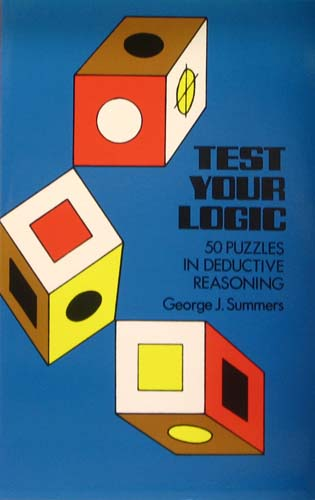 TEST YOUR LOGIC GEORGE J. SUMMERS Ξενόγλωσσα